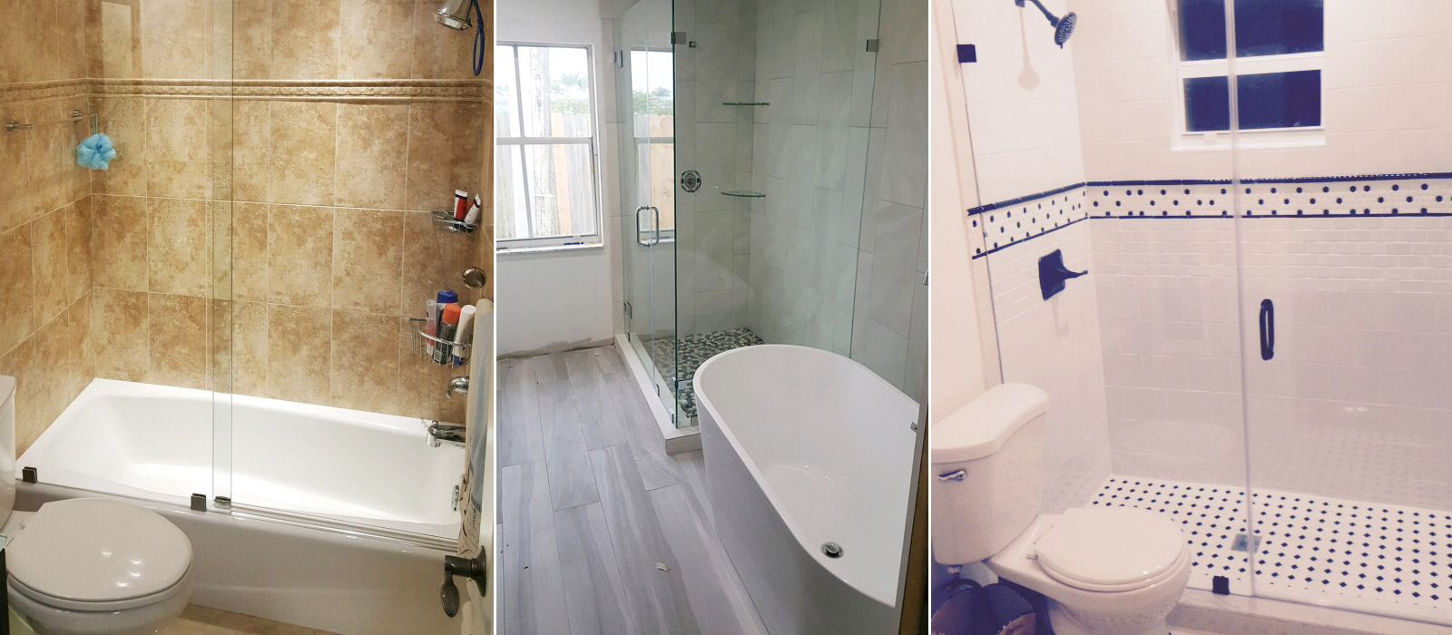 Sales, Installation and Repair of Shower Doors